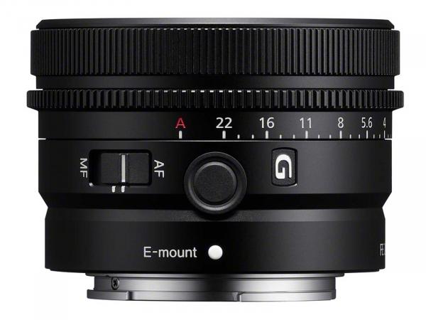 Sony SEL 50mm F:2.5G