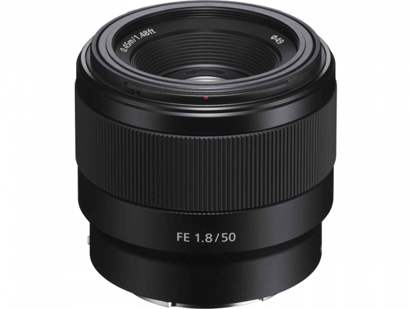 Sony SEL FE 50mm F:1.8 SYX