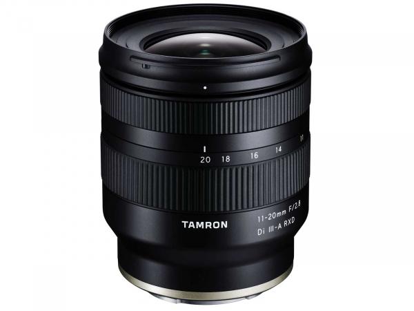 Tamron 11-20mm F:2.8 Di III-A RXD (APS-C)