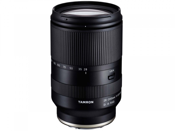 Tamron 28-200mm F2.8-5.6 RXD For Sony FE