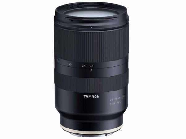 Tamron 28-75mm f/2.8 RXD Di lll Sony FE