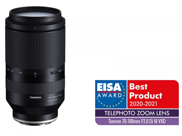 Tamron 70-180mm F:2.8 Di III VXD for Sony FE