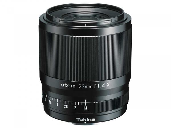 Tokina AT-X m 23mm F:1.4 Fuji X Mount