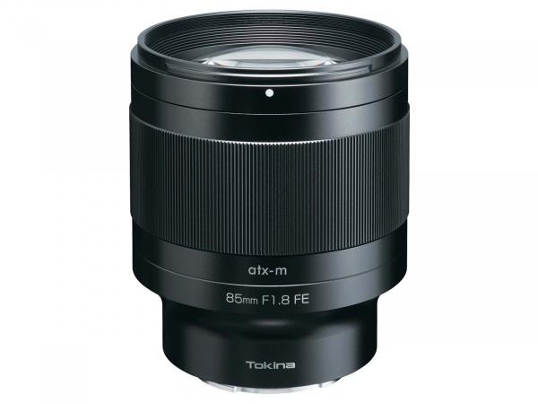 Tokina atx-m 85mm F1.8 FE Sony E-mount Full Frame