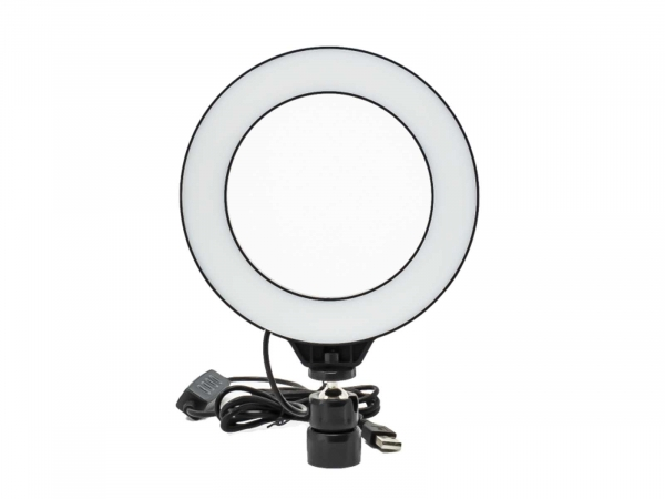 You Star Content Creator 16cm Dimmable LED Ring Light