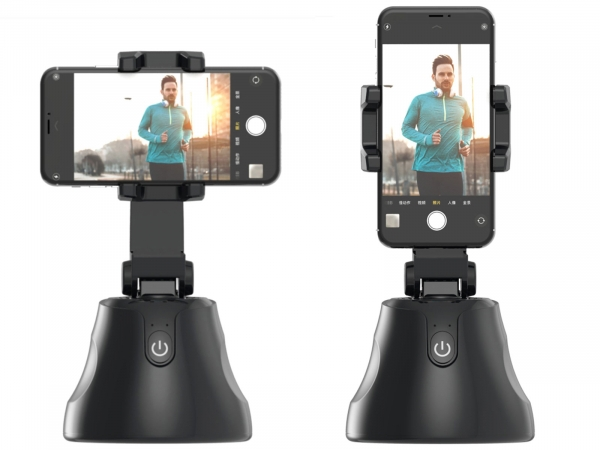 You Star Content Creator 360 Face Object Tracking Mount