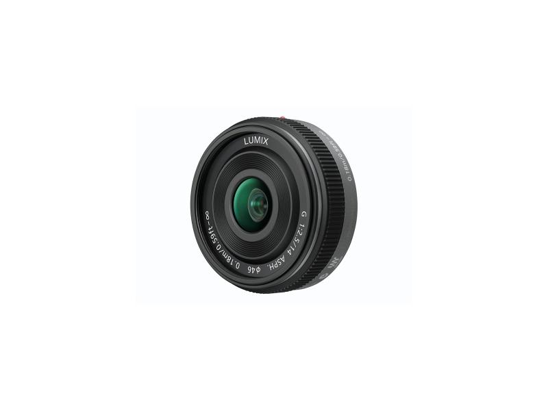Panasonic Lumix G 14mm F/2.5 Asph