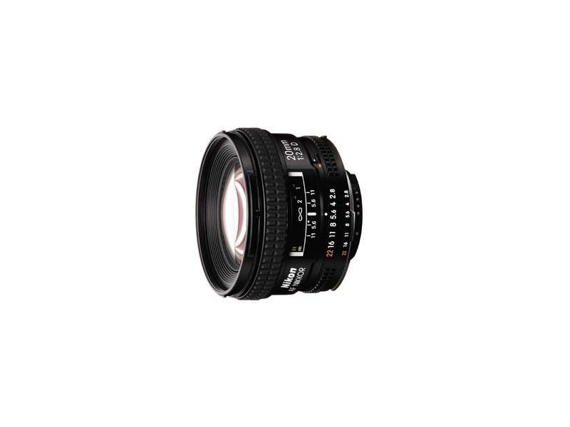 Nikon 20mm F/2.8 D Lens