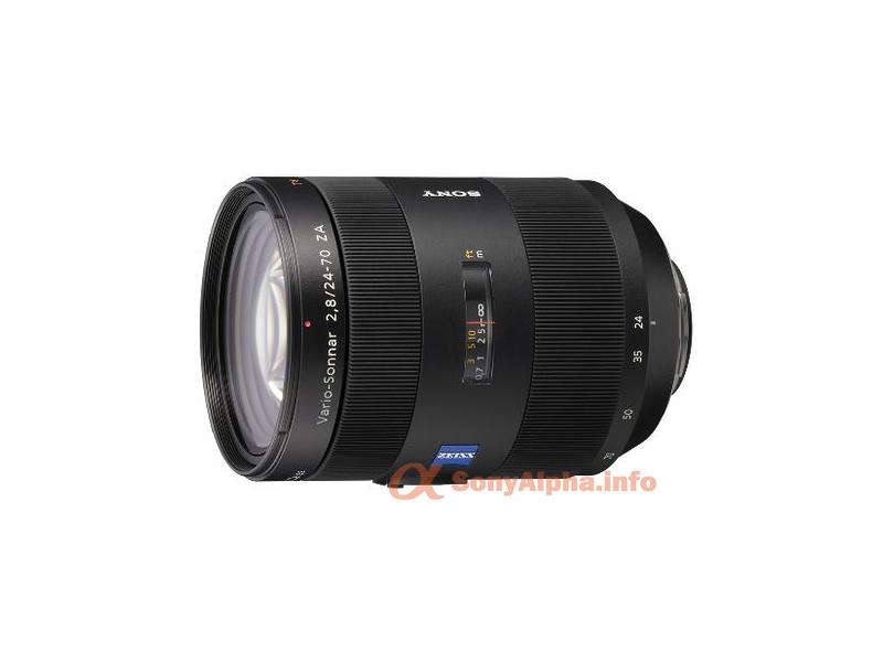 Sony 24-70mm F/2.8 ZA Vario-Sonnar T (Alpha)