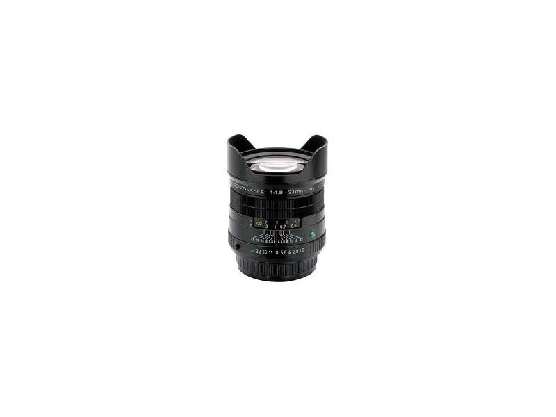 Pentax SMC-FA 31mm f/1.8 AL Limited