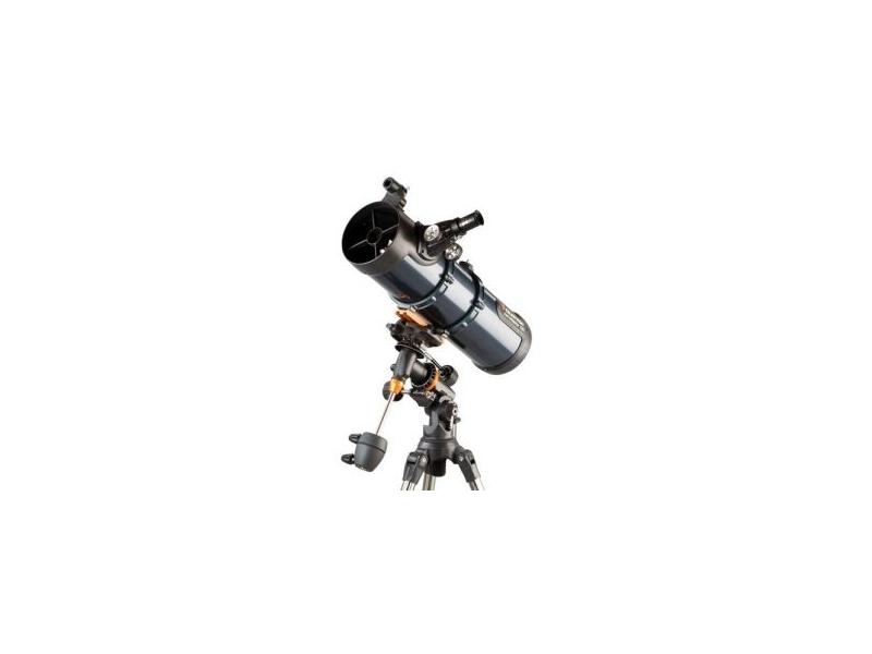 Celestron astromaster eq md motorized reflector telescope