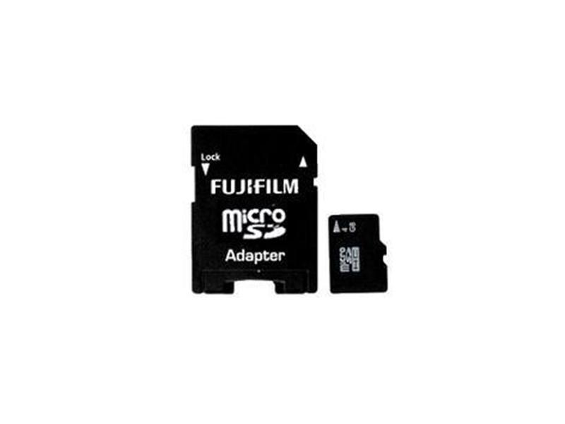 Fujifilm 8Gb Micro SD + Adaptor