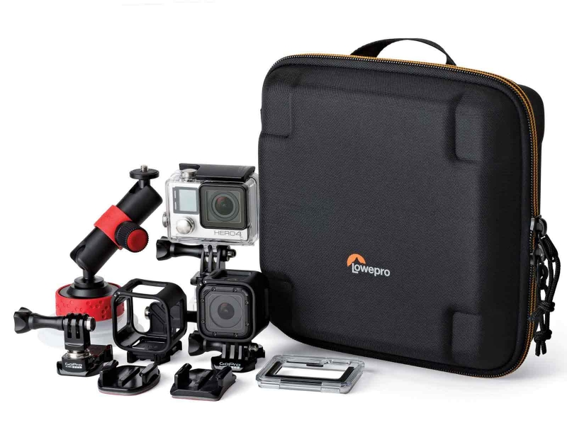 Lowepro Hard Side Action Camera  Cases