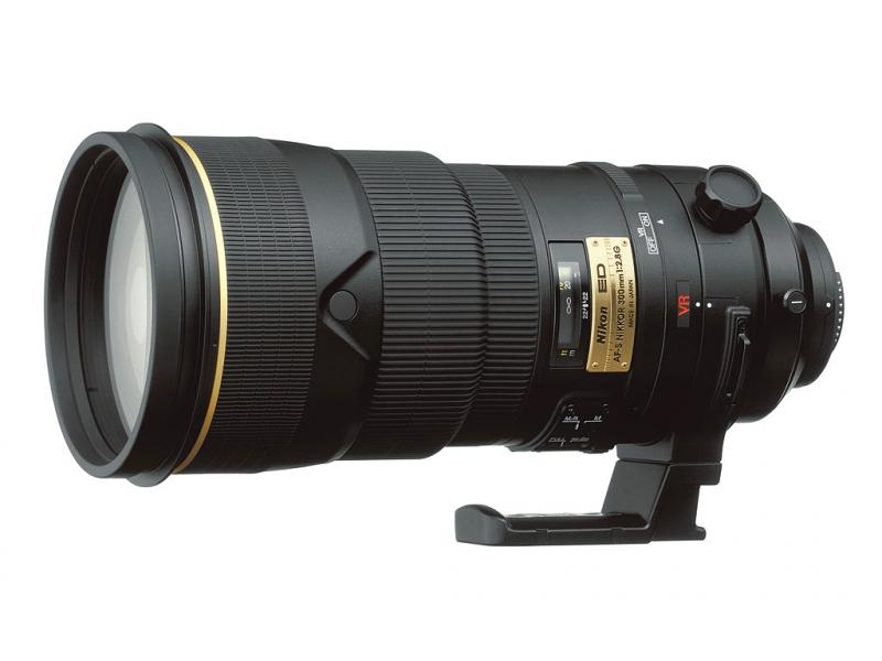 Nikon 300mm F/2.8G AF-S VR ll IF-ED