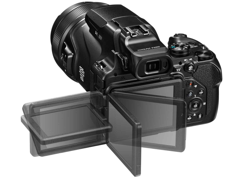 Nikon P1000   Bridge Camera   Camera Centre