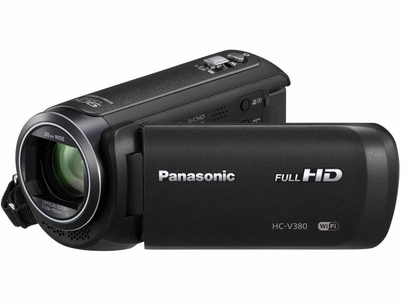 Panasonic | HC-V380 | Video Camcorder | Camera Centre