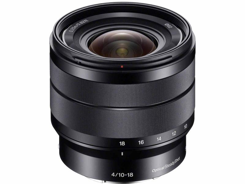 Sony E-Mount Wide Angle Lenses