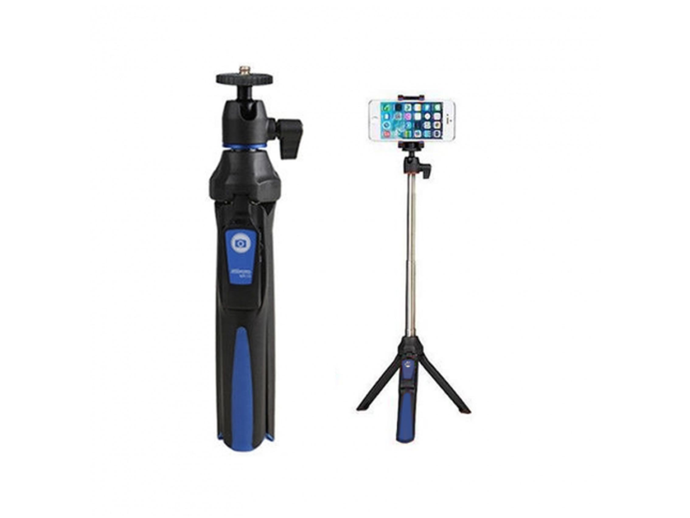 benro smart mini tripod selfie stick camera cameras. Black Bedroom Furniture Sets. Home Design Ideas