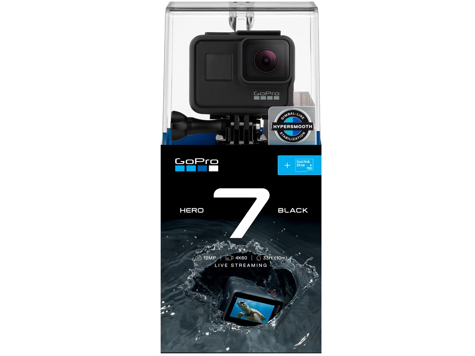 Canon Portable Printer >> GoPro Hero7 Black | Action Camera | Camera Centre